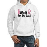iWalk For My Wife Hoodie