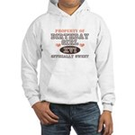 Property Of 16th Birthday Girl Hooded Sweatshirt