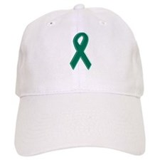 Green Awareness Ribbon Hat