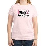 iWalk For a Cure T-Shirt