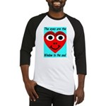 Soulful Eyes Baseball Jersey