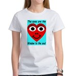 Soulful Eyes Women's T-Shirt