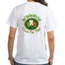 Celtic Harp Shirt