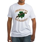 ShamRock Out Fitted T-Shirt