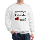 Orlando Loves Me Sweatshirt