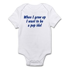 WIGU Pop Idol Infant Bodysuit