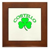 Costello Framed Tile