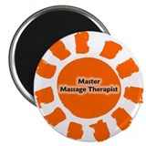 Master Massage Therapist Magnet