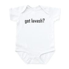 Got Lavash? Infant Bodysuit