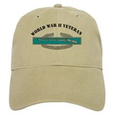 CIB World War ii Veteran Cap
