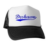 Vintage Deshawn (Blue) Trucker Hat