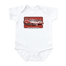 69 Fastback Muscle Car Infant Bodysuit