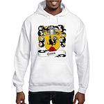 Haan Family Crest Hooded Sweatshirt