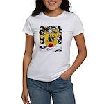 Haan Family Crest Women's T-Shirt