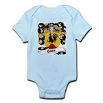 Haan Family Crest Infant Creeper