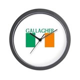 Gallagher Wall Clock