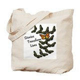 Stories Transform Lives Tote Bag