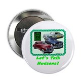 """Let's Talk Hudsons"" 2.25"" Button"