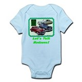 &quot;Let's Talk Hudsons&quot; Onesie