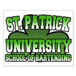 St. Patrick University School of Bartending Small