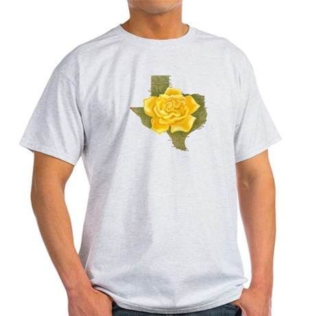 Yellow Rose of Texas Light T-Shirt