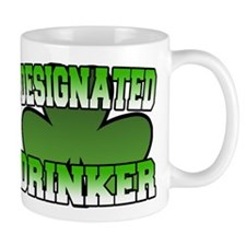 Designated Drinker Coffee Mug