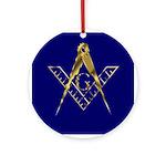 Masonic Porcelain Keepsake (Round)