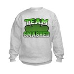 Team Smashed Kids Sweatshirt