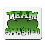 Team Smashed Mousepad