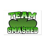 Team Smashed Mini Poster Print