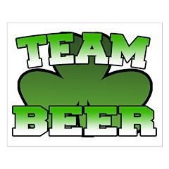 Team Beer Posters