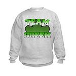 Team Green Kids Sweatshirt