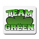 Team Green Mousepad