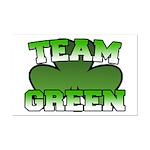 Team Green Mini Poster Print