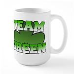 Team Green Large Mug