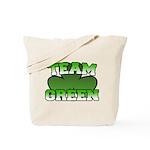 Team Green Tote Bag