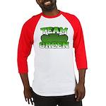 Team Green Baseball Jersey