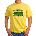 Team Green Yellow T-Shirt