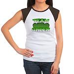 Team Green Women's Cap Sleeve T-Shirt