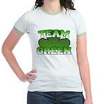 Team Green Jr. Ringer T-Shirt
