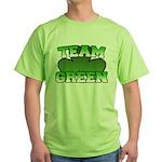 Team Green Green T-Shirt