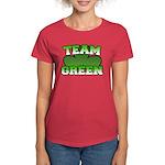 Team Green Women's Dark T-Shirt