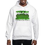 Team Green Hooded Sweatshirt