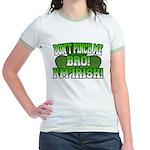 Don't Pinch Me Bro Jr. Ringer T-Shirt