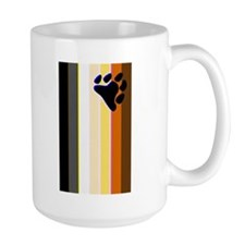 2 IMAGE VERTICAL BEAR PRIDE FLAG Mug