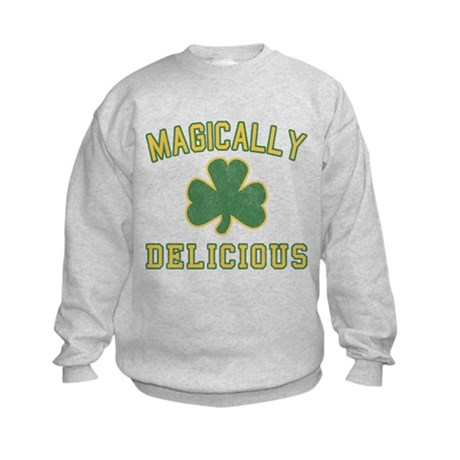 Magically Delicious Kids Sweatshirt