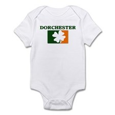 Dorchester Irish (orange) Infant Bodysuit