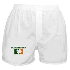 Dorchester Irish (orange) Boxer Shorts