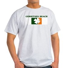Gerritsen Beach Irish (orange T-Shirt