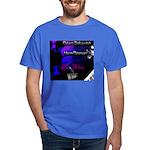 Music Through The Wire Dark T-Shirt